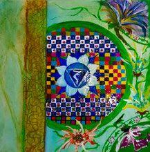 """Inspiration und Kreativität, #Buddhismus Werk 02 Serie """"Glück und Zufriedenheit"""" by Atelier Zippo Inspiration, Art, Atelier, Contentment, Buddhism, Biblical Inspiration, Art Background, Kunst, Performing Arts"""