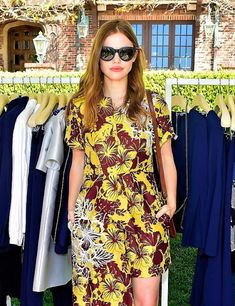 Holland Roden attend Stella McCartney's Annual H.E.A.R.T. Brunch! -April 11, 2018
