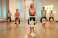 fitness - 12 Barre Exercises that Blast Fat Ballet Barre Workout, Pilates Barre, Barre Workouts, Barre Exercises At Home, Pilates Moves, Pilates Training, Circuit Training, Fitness Exercises, Pilates Workout