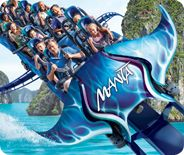 Filmed as background for a Seaworld Commercial in San Diego in Sep-Oct 2012.  Rode the Manta coaster 6 times total for the shoot.