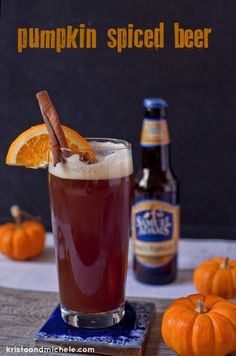 Pumpkin Spiced Cider