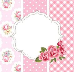 ✿ ❀ ❁✿ ❀ ❁✿ ❀ ❁✿ ❀ ❁ Decoupage, Borders And Frames, Printable Labels, Printables, Paper Frames, Vintage Labels, Flower Frame, Hang Tags, Journal Cards