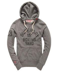 Superdry Boxing Yard Overhead Hoodie