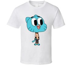 The Amazing world of gumball darwin richard cartoon T Shirt