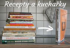 TD: Organizační série - Den Recepty a kuchařky Flylady, Lockers, Locker Storage, Projects To Try, Cabinet, Diy, Furniture, Home Decor, Clothes Stand