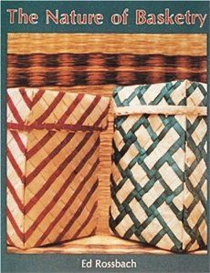 The Nature of Basketry Book Cover