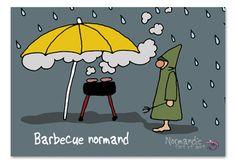 Heula - La marque normande qui cause des Normands // Carte Barbecue Normand