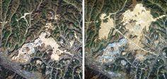 Misterio y Ciencia Hoy: China planea arrasar montañas para ampliar sus ciu...