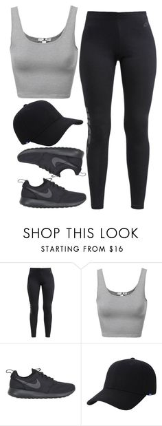 """Untitled #1196"" by thelovelybry ❤ liked on Polyvore featuring NIKE and Keds"