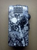 Monochrome VV Splash w/ Volt Meter [18650]     The Box Mod, the original mod'ed e-cigs. These VapeCore.com Mods are among the best being built in the industry currently.