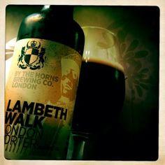 Lambeth Walk Beer 101, Brewing Co, Craft Beer, Beer Bottle, Horns, Give It To Me, Drinks, Photography, Antlers