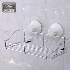 Free shipping Double celebration sucker bathroom storage racks wall toilet bathroom toilet shelving racks child - eBoxTao, English TaoBao Agent, Purchase Agent. покупка агент