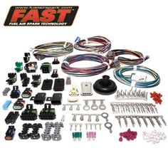 Fast, Main Harness for XFI Standalone Fuel Injection System Dodge Ram 4x4, Fuel Injection, Maine, Competition, Products, Gadget