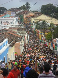 Interesting Facts About Brazil: Carnival in Brazil.