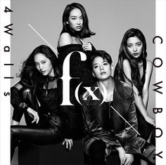 f(x) Unveils Jacket Images For Japanese Comeback Single ~ Daily K Pop News