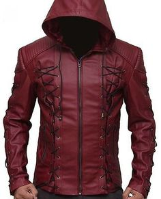 Mazahinaqv0 present the coolest Hooded in their collection inspiring from the American TV series Arrow. Colton Haynes has worn this stylish and most elegant hooded in Arrow. Order now and get this stylish hooded at best price.