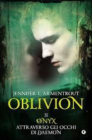 Il Colore dei Libri: Recensione : Oblivion 2 - Onyx attraverso gli occh...