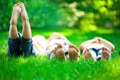 ¿Quieres relajarte, pero que se relajen contigo tus niños? ¡Sesión de relajación para peques!