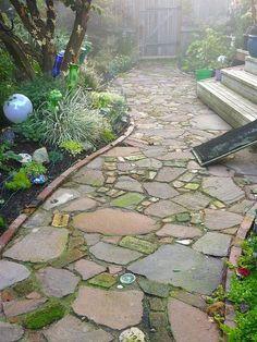 Top Beautiful & Enchanting Garden Paths of the year. #garden #path