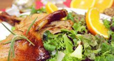 Mézes-narancsos kacsasült | APRÓSÉF.HU - receptek képekkel