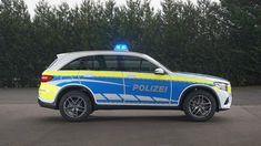 New German patrol Mercedes