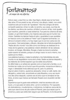Más información: https://www.facebook.com/mdelosangeleschiqui/photos/a.643733132409635.1073741828.643312835784998/1375658822550392/?type=3&theater https://www.rosario3.com/ocio/Asi-es-la-muestra-sobre-Fontanarrosa-en-el-Galpon-13-20170719-0041.html