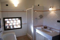 Fully equipped bathroom Corner Bathtub, Tuscany, Vacation, Bathroom, Luxury, Home, Washroom, Vacations, Full Bath