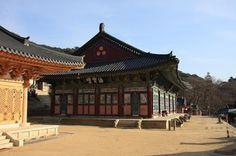 Famous Buddhist Temples: Haeinsa Temple