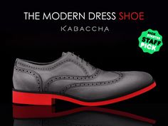 KABACCHA SHOES : Redefining the Modern Dress Shoe's video poster  Kickstarter