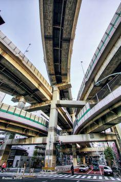 #ridecolorfully Hakozaki Junction