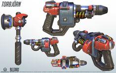 Risultati immagini per overwatch weapons