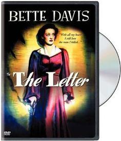 Bette Davis, a sympathetic villainess