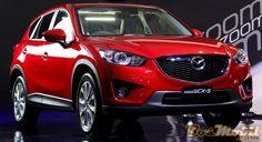 Penjualan Mazda Naik 32 Persen Di Ajang IIMS 2013 #BosMobil #IIMS2013