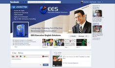 Attractive Facebook design for executive training firm by Design_arc