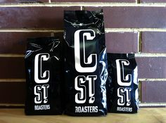 Clark St Roasters by Work Art Life