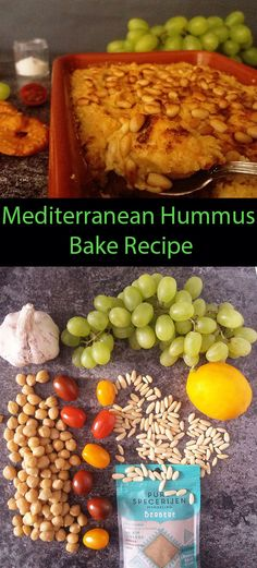 Mediterranean Hummus Bake Recipe.Home made, homemade, basic, African spices, chick pea, chickpea, with tahini, Berbere spices, low fat, easy, healthy, spicy, vegan, creamy, simple, easy, garlic, best, authentic, classic Mediterannean appetizer. Delicious Vegan Recipes, Healthy Recipes, Berbere Spice, Tahini Paste, Recipes From Heaven, Appetizers, Appetizer Recipes, Frugal Meals, Spice Mixes