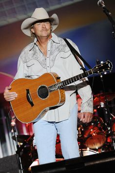 Alan Jackson- One of the best country artists of all times.