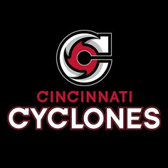 New Cincinnati Cyclones team logo
