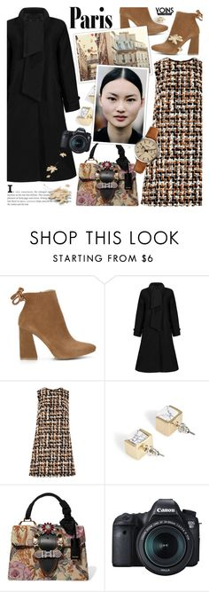 """""""Fall Getaway - yoins 2.14"""" by cly88 ❤ liked on Polyvore featuring Dolce&Gabbana, Miu Miu, Eos and FOSSIL"""