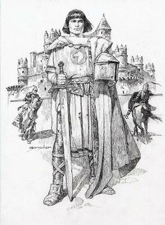 'Príncipe Valiente' de Sanjulian