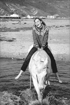 Mia Farrow, 1965