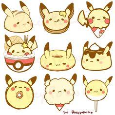 Super cute lol I died drawing this Cute Kawaii Animals, Cute Animal Drawings Kawaii, Cute Cartoon Drawings, Cute Pokemon Wallpaper, Kawaii Wallpaper, Cute Cartoon Wallpapers, Pokémon Kawaii, Manga Kawaii, Kawaii Doodles