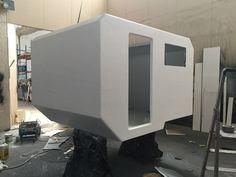 Uro-Camper строит жилой модуль