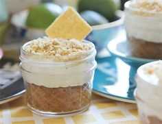 ... Desserts in Jars on Pinterest | In a jar, Cheesecake in a jar and Jars