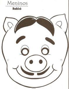 pracovní listy pro předškoláky Three Little Pigs, Hello Kitty, Snoopy, Cartoon, Kids, Fictional Characters, Masky, Blog, Early Education