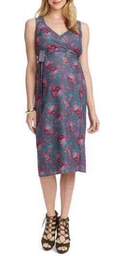 Women's Rosie Pope Tara Floral Maternity/nursing Wrap Dress  #ad #maternity #maternityclothes #maternitydress #nursing #nursingdress #preggers #preggo #preggolife
