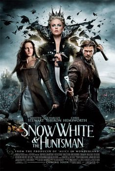 Snow White and the Huntsman Movie I am dying for this to come out!