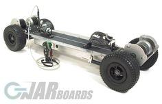 Gnarboards Electric Skateboards — Order Motorized Skateboard, Electric Skateboard, Light Sensor, Skateboards, Surfboard, Gadgets, Bike, Robotics, Cool Bikes