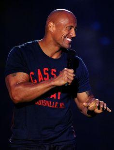 """Hottest Pictures of Dwayne """"The Rock"""" Johnson   POPSUGAR Celebrity"""