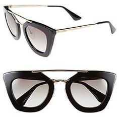 Prada Retro Designer Sunglasses NEW in box. I have more pics. Willing to sell via else where. Contact for details. Ray Ban Sunglasses Outlet, Cheap Ray Ban Sunglasses, Sports Sunglasses, Retro Sunglasses, Oakley Sunglasses, Ray Ban Outlet, Prada Cinema Sunglasses, Sunglasses Online, Mens Sunglasses